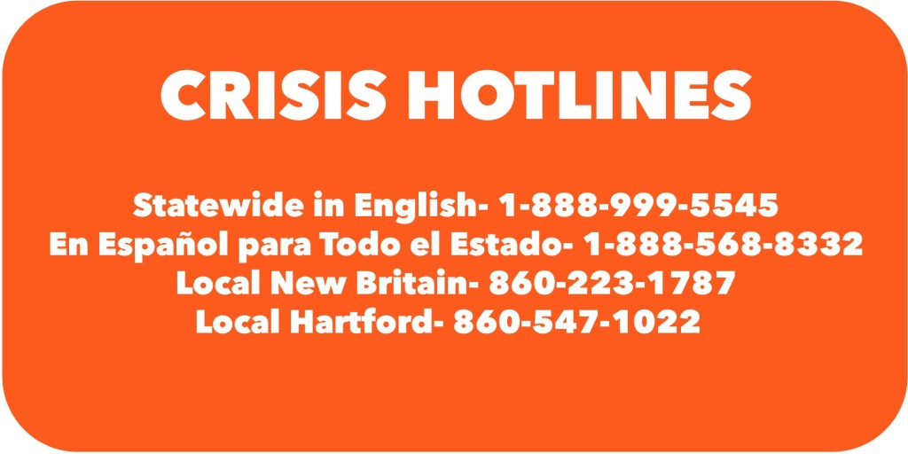 Crisis Hotline Button